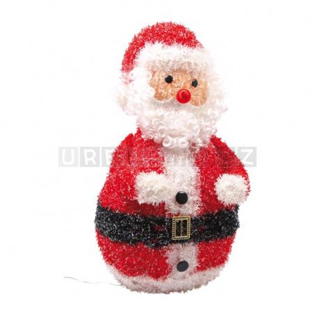 Venkovní Santa Claus, svítící