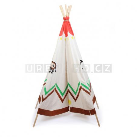 Indiánský stan - týpí de Luxe