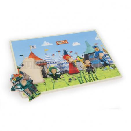 Skládací puzzle Rytíře Rosta