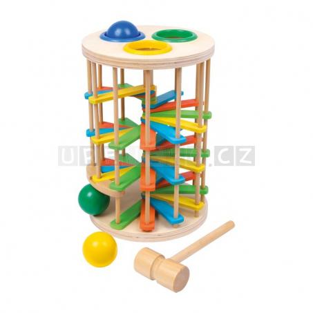 Zatloukačka Dřevěná věž
