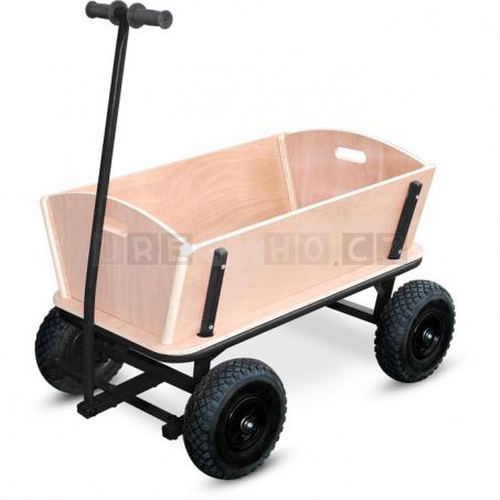 Ručný vozík XXL, drevený