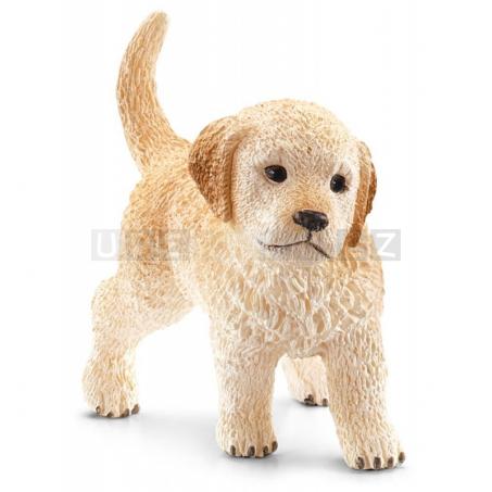 Schleich Zlatý retriever štěně