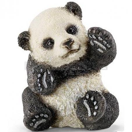 Schleich Mládě pandy hrající si