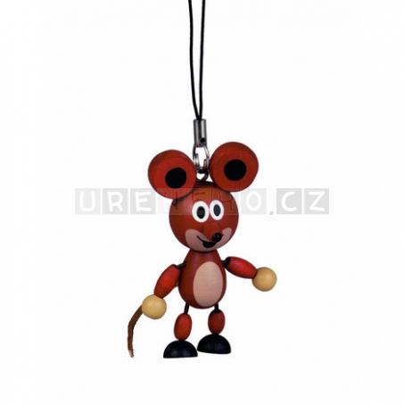 Kľúčenka Myška