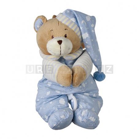 Ukolébavka medvídek modrý