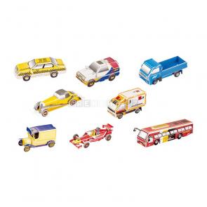 3D puzzle - Série aut