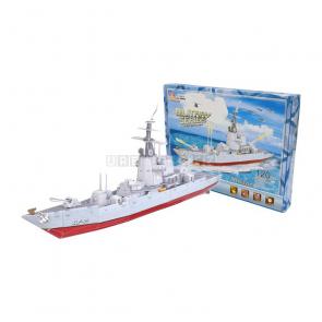 3D puzzle - Válečná loď