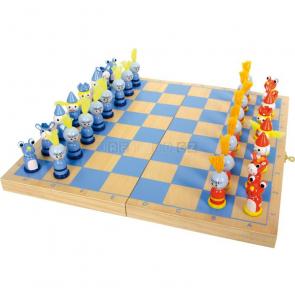 Detské šachy Rytier