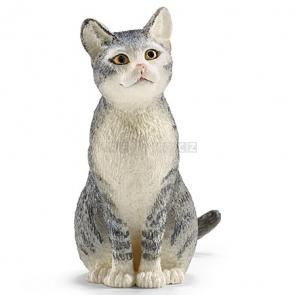 Schleich Kočka sedící