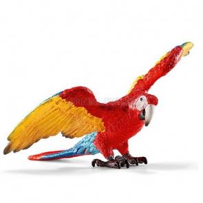 Schleich Papoušek ARA