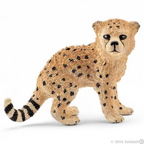 Schleich 14747 Gepardí mládě