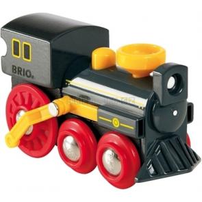 BRIO Parní lokomotiva [33617]