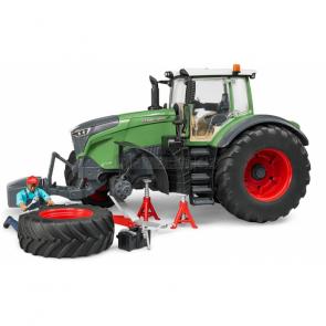 Bruder 4041 Traktor Fendt 1050 Vario + mechanik s nářadím [04041]