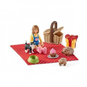 Schleich 42426 Narozeninový piknik [42426]