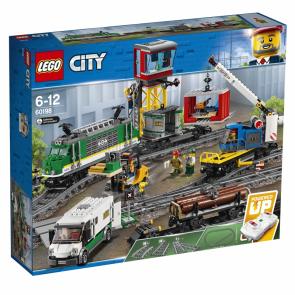 LEGO City 60198 Nákladní vlak [60198]