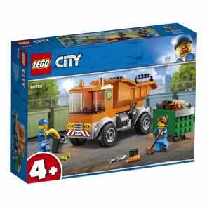 LEGO City 60220 Popelářské auto[60220]