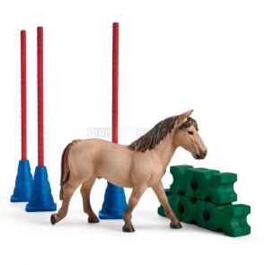 Schleich 42483 Slalom pro pony