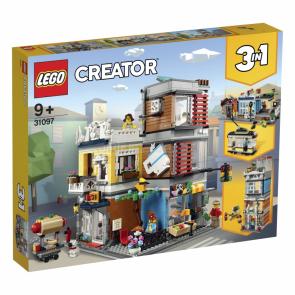 LEGO Creator 31097 Zverimex s kavárnou [31097]