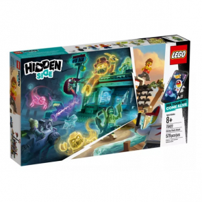 LEGO Hidden Side 70422 Útok na stánek s krevetami [70422]