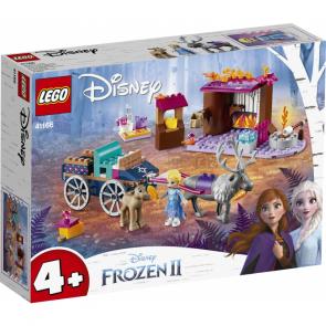 LEGO Disney 41166 Elsa a dobrodružství s povozem [41166]