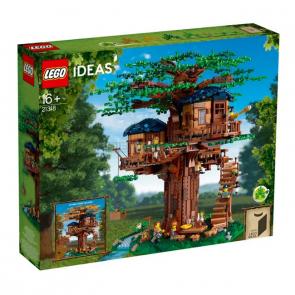 LEGO Ideas 21318 Dům na stromě [21318]