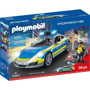 Playmobil 70067 Porsche 911 Carrera 4S Policie [70067]
