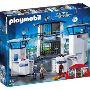 Playmobil 6872 Policejní stanice s vězením [6872]