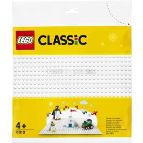 Lego Classic 11010 Bílá podložka na stavění [11010]