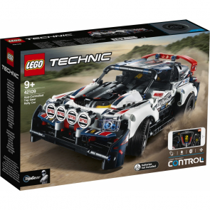 LEGO Technic 42109 RC Top Gear závodní auto [42109]