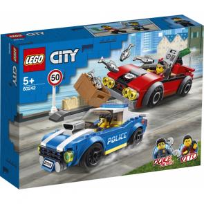 LEGO City 60242 Policejní honička na dálnici [60242]