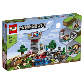 LEGO Minecraft 21161 Kreativní box 3.0 [21161]