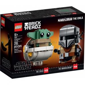 LEGO STAR WARS 75317 Mandalorian a dítě [75317]