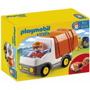 Playmobil 6774 POPELÁŘSKÉ AUTO [6774]