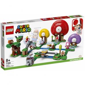 LEGO Super Mario 71368 Toadův lov pokladů – rozšiřující set
