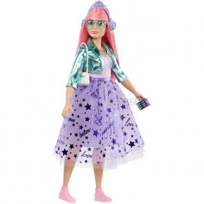 Mattel Barbie Princess Adventure Princezna Daisy GML77