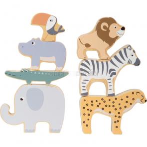 small foot Skládací zvířátka Safari [11704]