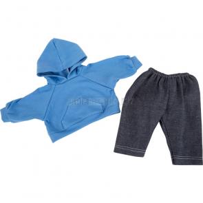 small foot Oblečení pro panenky mikina a kalhoty [11779]