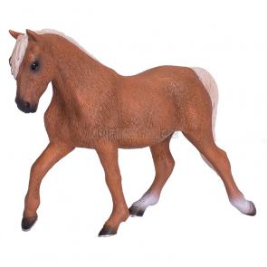 small foot Animal Planet Morgan Stallion braun      [381021]