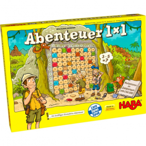 Haba Abenteuer 1x1 dobrodružná násobilka [303717]