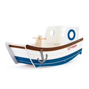 Hape Houpací loď dřevěná [E0102]