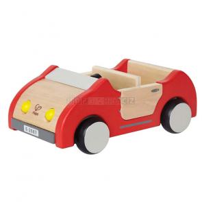 Hape Dřevěné rodinné auto [E3475]