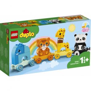 LEGO DUPLO 10955 Vláček se zvířátky [10955]