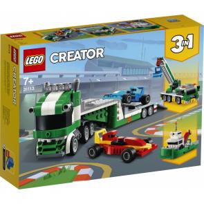 LEGO Creator 31113 Kamion na přepravu závodních aut [31113]