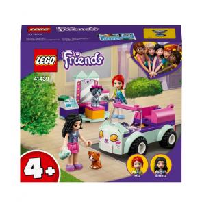 LEGO Friends 41439 Pojízdné kočičí kadeřnictví [41439]