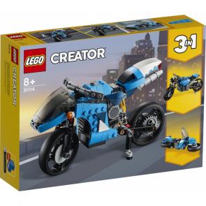 LEGO Creator 31114 Supermotorka [31114]