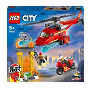 LEGO City 60281 Hasičský záchranný vrtulník [60281]