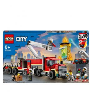 LEGO City 60282 Velitelská jednotka hasičů [60282]