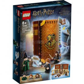 Lego Harry Potter 76382 Kouzelné momenty z Bradavic: Hodina přeměňování [76382]