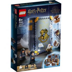 Lego Harry Potter 76385 Kouzelné momenty z Bradavic: Hodina kouzelných formulí [76385]