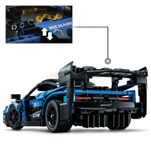 LEGO Technic 42123 McLaren Senna GTR [42123]